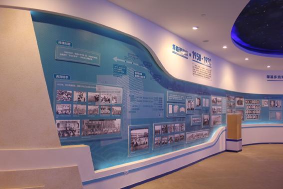 海洋大学展厅